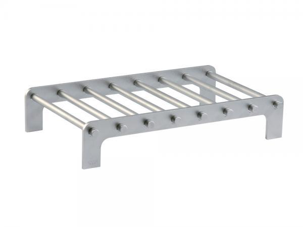 Brucialegna in acciaio inox diam. 16 - Accessori per caminetti in acciaio by F.lli Guerra
